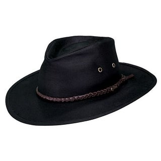Outback Trading Hat Mens Grizzly Oilskin Waterproof Classic