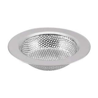Stainless Steel Anti-blocking Sink Stopper Strainer for Water Shower Kitchen - Silver