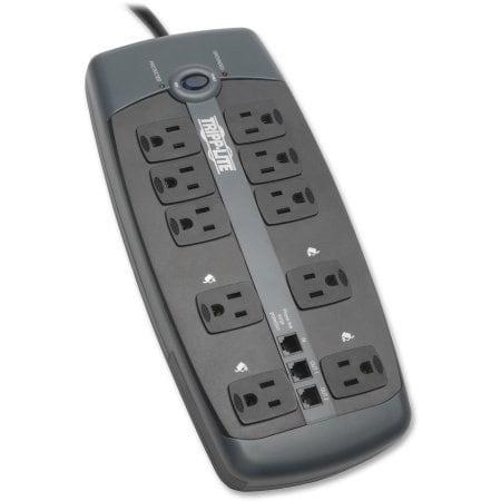Innovera Suppressor 6/' Cord Tel//DSL 8-Outlet Power Strip