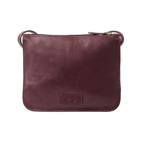 Scully Western Handbag Womens Crossbody 10 x 7.75 x 1.75 - 10 x 7.75 x 1.75