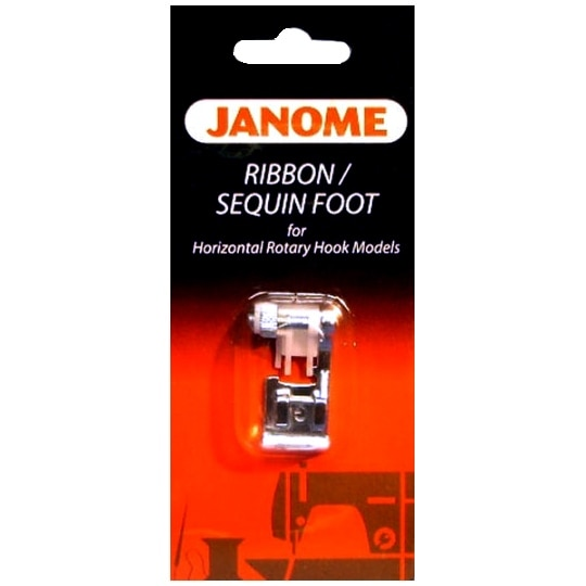 Janome Top-Load - Ribbon / Sequin Foot