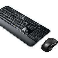 Logitech MK530 Wireless Keyboard & Laser Mouse Combo(Refurbished)