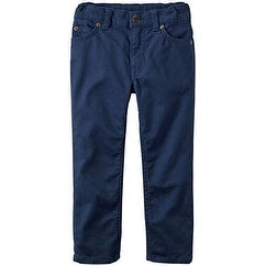Carter's Baby Boys' Twill Pants - Navy - 6 Months