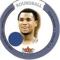 Signed Wagner Dajuan Cleveland Cavaliers Dajuan Wagner 200304 Fleer Ultra Roundball Unsigned Basket