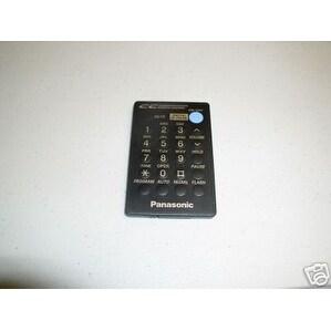 Panasonic KX-TCA2 Remote Control