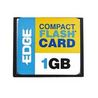 Edge Memory Pe188993 Digital Media 1Gb Compact Flash Card