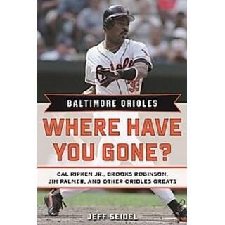 Baltimore Orioles - Jeff Seidel