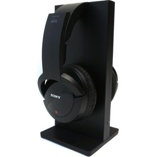 Sony MDR-RF985RK Wireless Radio Frequency Headphone - (Refurbished)