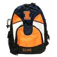 Illinois Fighting Illini Backpack
