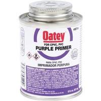 Oatey 1/2Pint Purple Primer 30756 Unit: EACH