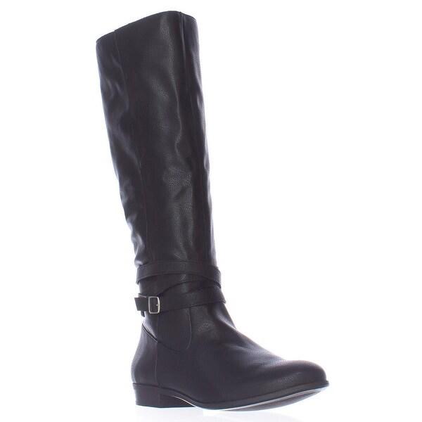 SC35 Fridaa Riding Boots, Black