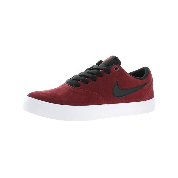 Nike Mens SB Check Solar Skateboarding Shoes Suede Solarsole