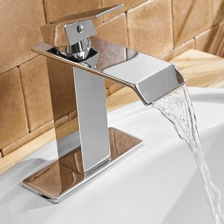 Link to Waterfall Single Hole Bathroom Faucet Similar Items in Faucets