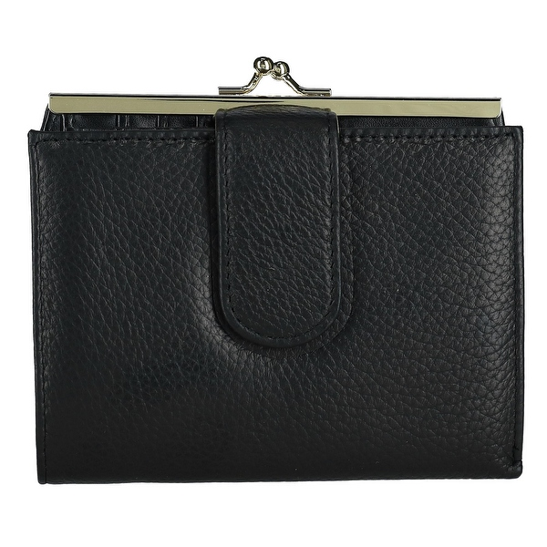 wallet with coin pouch