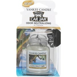 Yankee Candle Coconut Car Jar Ultmt