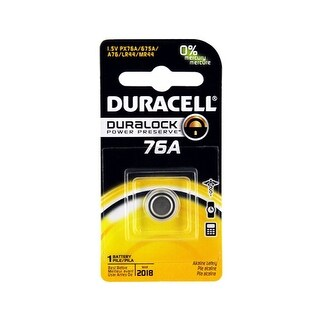 """""""Battery for Duracell PX76A (Single Pack) Replacement Battery"""""""