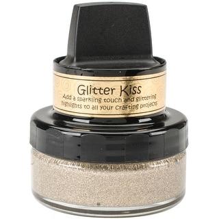 Cosmic Shimmer Glitter Kiss-Golden Sand