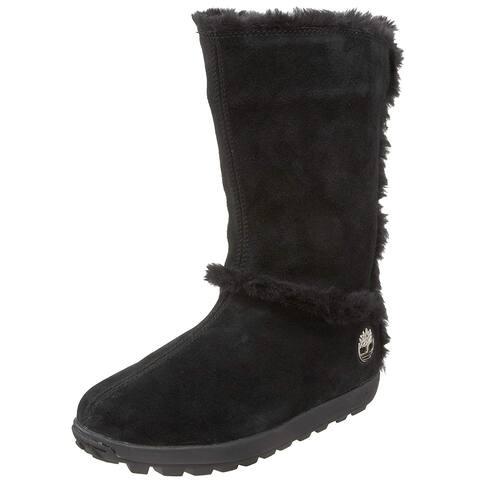 Timberland Womens Mukluk Closed Toe Mid-Calf Fashion Boots