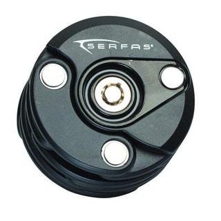 Serfas Puck Steel Plated Key Lock - KL-PUCK