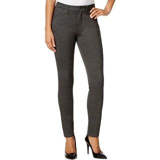 Jag Jeans Womens Rowan Pants Mid-Rise Slim Leg