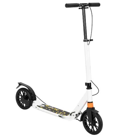 Scooter For Adult&Teens,3 Height Adjustable Easy Folding