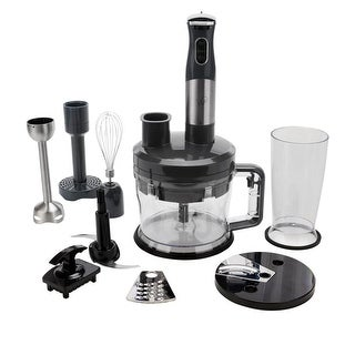 Link to Wolfgang Puck 7-in-1 Immersion Blender with 12-Cup Food Processor Model 649-012 Similar Items in Kitchen Appliances