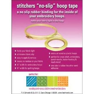 "- Frank A. Edmunds Stitcher's No-Slip Hoop Tape .25""X9yd"