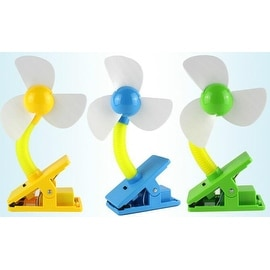 Mini Portable USB Fan With Charger
