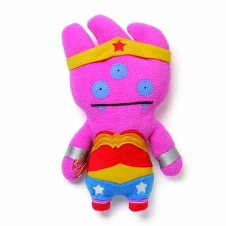 "Ugly Dolls DC Comics 11"" Plush: Tray Wonder Woman"