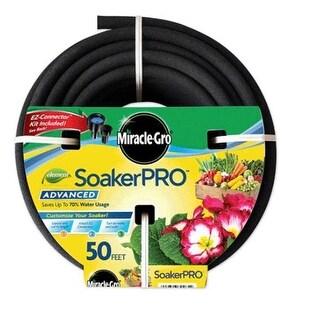 Miracle Gro MGSPA38075FM Soaker Pro Advanced Hose, 50'