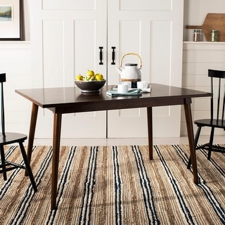"""Link to SAFAVIEH Tia Rectangle Dining Table - 55"""" x 36"""" x 30.3"""" Similar Items in Dining Room & Bar Furniture"""