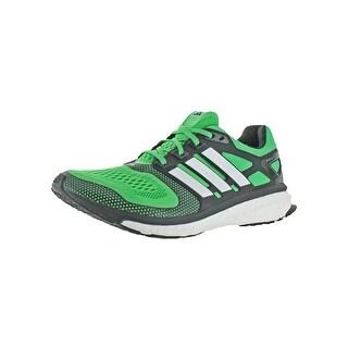 raqueta Bibliografía Incitar  Adidas Mens Energy Boost ESM Running Shoes Adiwear Techfit - 8 medium (d) -  Overstock - 22133233