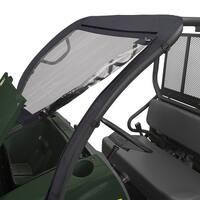Classic Accessories UTV Front Windshield - Kawasaki Mule 4000 & 4010 - 18-093-010401-00
