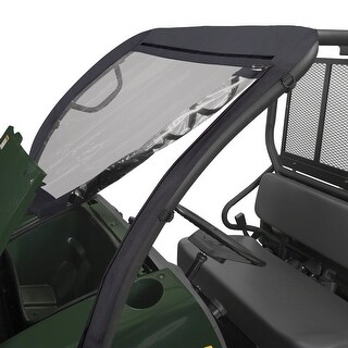 Classic Accessories UTV Front Windshield - Kawasaki Mule 4000 & 4010 - 18-093-010401-00