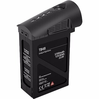 DJI Inspire 1 TB48 Intelligent Flight Battery (5700mAh, Black)