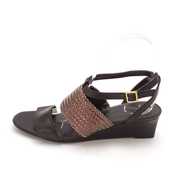 Cole Haan Womens Jaydesam Open Toe Casual Ankle Strap Sandals - 6