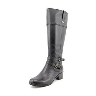 Bandolino Women's  Carlotta Wide Calf Knee-High Riding Boots