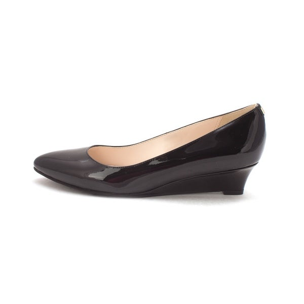 Cole Haan Womens 14A4192 Closed Toe Wedge Pumps - 6