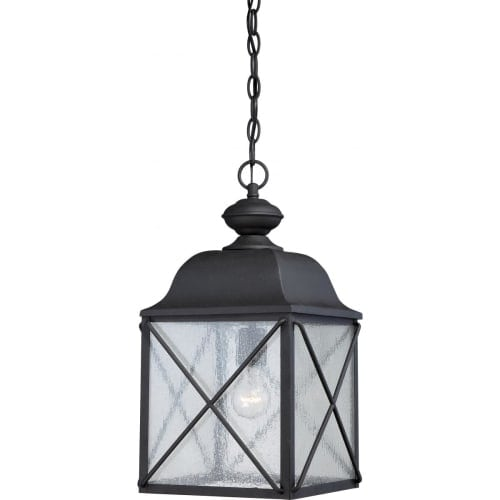 Nuvo Lighting 60/5624 Wingate 1 Light Outdoor Small Lantern Pendant