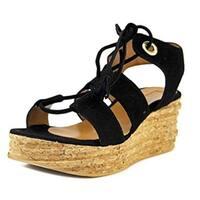 André Assous Womens brigitte a Open Toe Casual Platform Sandals