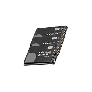 Replacement LG Plum Li-ion Mobile Phone Battery - 1000mAh / 3.7v (3 Pack)