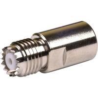 RF Industries - Mini-UHF/F - FME/M Adapter