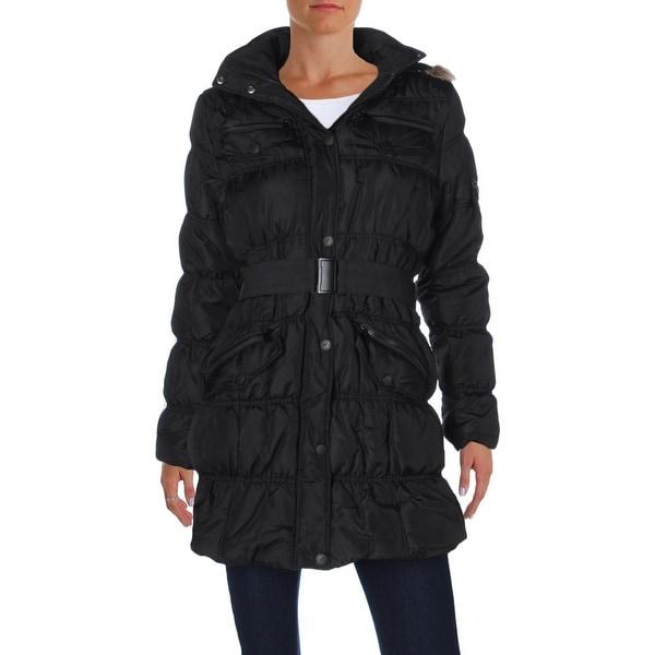 Urban Republic Womens Anorak Jacket Winter Parka
