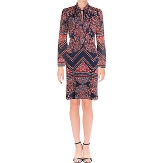 Laundry by Shelli Segal Womens Wear to Work Dress Printed Above Knee - 2