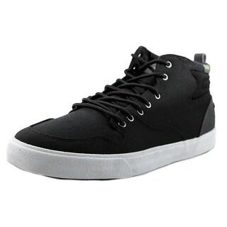 DVS Elm Round Toe Canvas Sneakers