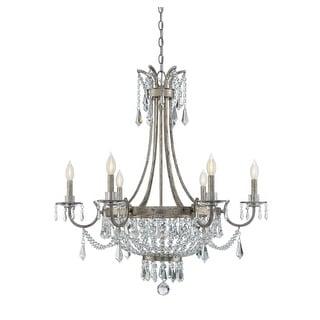 Savoy House 1-3060-6 Claiborne 6 Light Chandelier