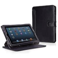 XtremeMac Thin Folio Case for iPad Mini, Faux Leather