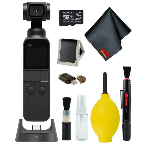 DJI Osmo Pocket Gimbal Bundle