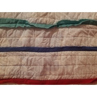 Fiesta Baja Stripe 2 & 3 Piece Quilt Set