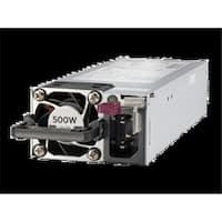 500W Flex Slot Platinum Hot Plug Low Halogen Power Supply Kit